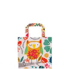 Ulster Weavers Small PVC Tote Twit Twoo
