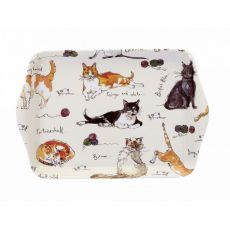 Ulster Weavers Cats Scatter Tray
