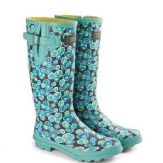 Ulster Weavers Go You Own Way SH Wellies Size 9