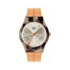 Orla-Kiely-Pink-Stem-Print-Strap-Watch