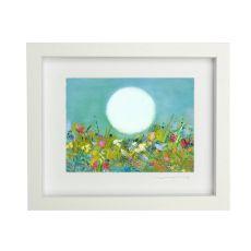 Vera Gaffney 'Summer Bog Blooms Moon'