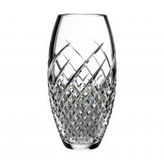 "Waterford Crystal Wild Atlantic Way 10"" Vase"