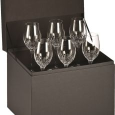 Waterford Crystal Lismore Essence Wine Set of 6
