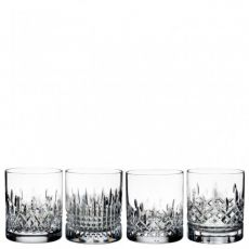 Waterford Crystal Lismore Evolution Set of 4 Tumblers