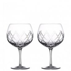 Waterford Crystal Olann Balloon Set of 2
