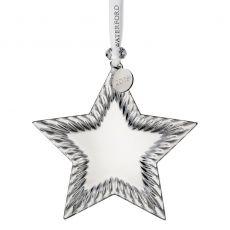 Waterford Crystal Blank Star Ornament