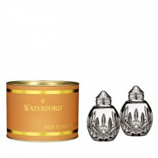 Waterford Giftology Lismore Salt & Pepper Set