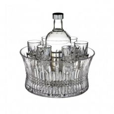 Waterford Crystal Lismore Vodka Set