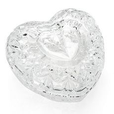 Waterford Crystal With Love Covered Box