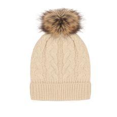 West End Knitwear Pom Pom Hat