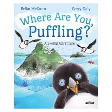Where Are You Puffling Book