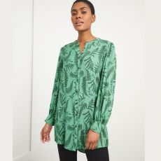 White Stuff Alaia Green Tunic
