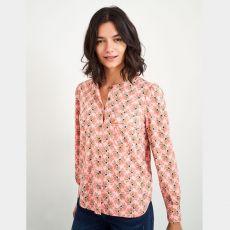 White Stuff Fenella Pink Shirt