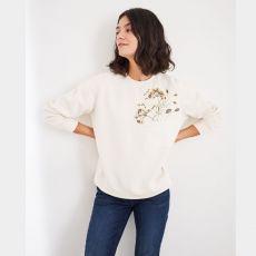 White Stuff Fleur Sweater