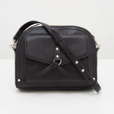 White Stuff Ottelie Black Crossbody
