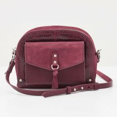 White Stuff Ottelie Plum Crossbody