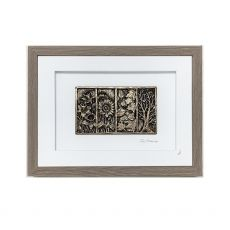 Wild Goose The Promise Bronze Frame