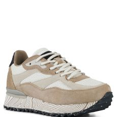Woden Sophie Marble Trainers White
