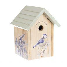 Wrendale Designs 25mm Bluetit Birdhouse