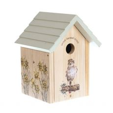 Wrendale Designs 32mm Sparrow Birdhouse