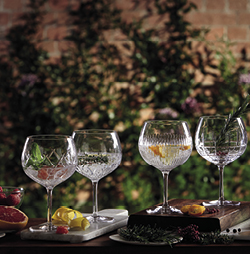 Barware- Gin Glasses
