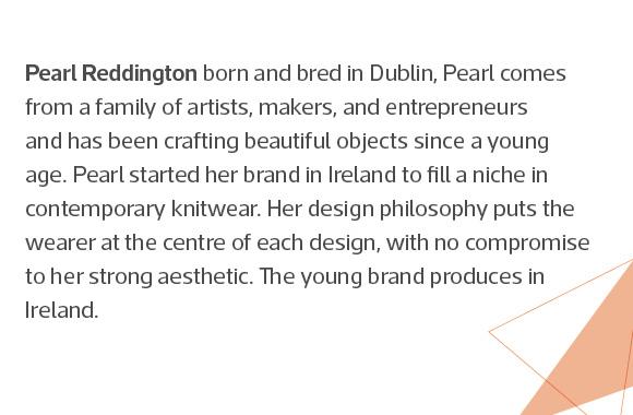 Pearl Reddington bio