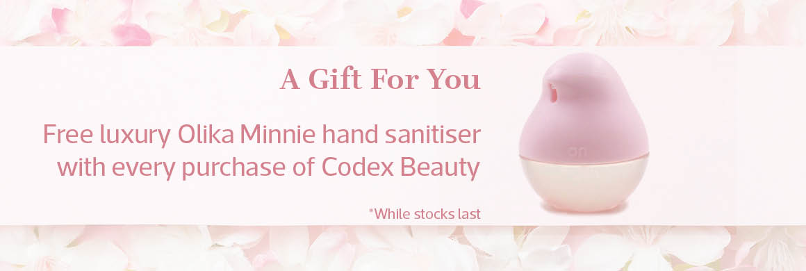 Codex Beauty free gift