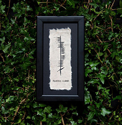 Ogham Wishes