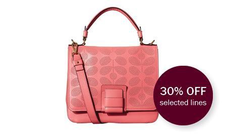 Shop Orla Kiely Bags